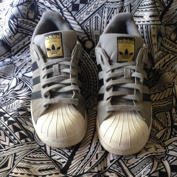 adidas schuhe superstar original usedsize 85men poshmark
